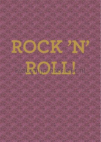 Rock n Roll fotomurales 383601 Rice 2 Eijffinger