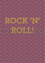 Rock n Roll fotobehang Eijffinger Rice 2 383601