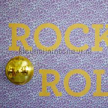 Rock n Roll fotobehang Eijffinger tieners