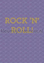 Rock n Roll fotobehang Eijffinger Rice 2 383602