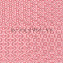 Relief bloem wit behang Eijffinger Rice 359002