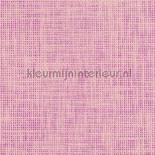 Grasweefsel roze behang Eijffinger Rice 359121
