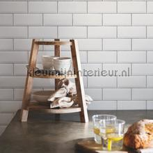 Metro tegels behaang BN Wallcoverings Engelse blukskes