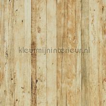 Driftwood geel bruin tapet BN Wallcoverings Riviera Maison 18294