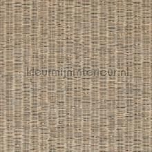 fijn geweven rattan licht bruin tapet BN Wallcoverings Riviera Maison 18330