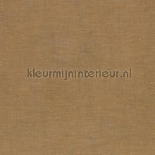 Textiel look uni warm bruin tapet BN Wallcoverings Riviera Maison 18343