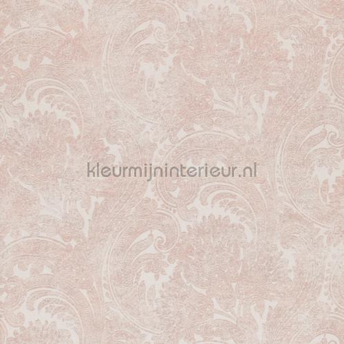 Riviera Maison Behang.Classic Touch Roze 18381 Behang Riviera Maison Bn Wallcoverings