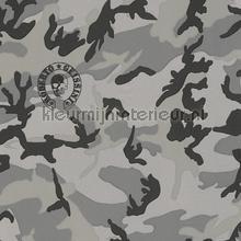Army behang Rasch tieners