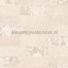 Leder huiden blokmotief tapeten AS Creation Saffiano 340622
