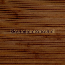 Bamboe donker bruin tapet Rodeka Savanna GPW01-2001