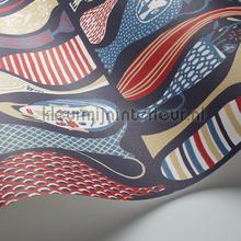 Pottery behang Boras Vintage Oud behang
