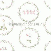 Pyrola papier peint Boras Scandinavian Designers Mini 6232