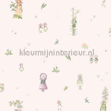 Blomsterfesten papier peint Boras Scandinavian Designers Mini 6235