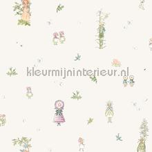 Blomsterfesten papier peint Boras Scandinavian Designers Mini 6236