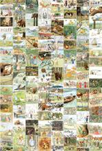 Elsa Beskows Sagostund papier murales Boras Scandinavian Designers Mini 6267