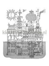 Salunda papier murales Boras Scandinavian Designers Mini 6274