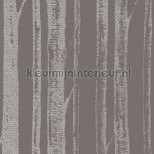 Alva style boomstammen tapeten AS Creation Scandinavian Style 341353