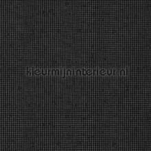 Fijn ruitje zwart zilver behang AS Creation Modern Abstract