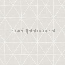 Krijt ruit tapet AS Creation Scandinavian Style 341375