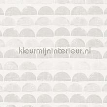Tuva style halve cirkel tapet AS Creation Scandinavian Style 342443