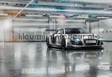 Audi R8 Le Mans fotobehang Komar Scenics 8-957