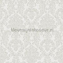 Mica imitatie met barok ornament papier peint Design id spécial