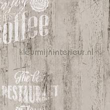 The best coffee behang AS Creation Keuken