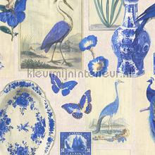 Exotische herinneringen wallcovering AS Creation Vintage- Old wallpaper