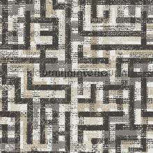 Labyrinth papier peint Eijffinger Siroc 376011