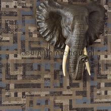 Labyrinth papier peint Eijffinger Siroc 376013