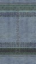 Tapestry indigo shibori fotobehang Eijffinger Exotisch