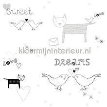 Sweet dreams behang Onszelf Baby Peuter