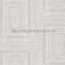 Oranamentale panelen tapet Eijffinger Stature 382520