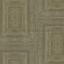 Oranamentale panelen tapet Eijffinger Stature 382521