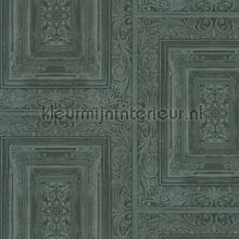 Oranamentale panelen tapet Eijffinger Stature 382523