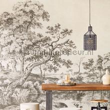Toile landschap papier murales Eijffinger Stature 382600