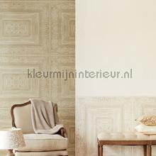 Ornamentaal paneel papier murales Eijffinger Stature 382603