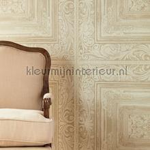 Ornamentaal paneel papier murales Eijffinger Stature 382604