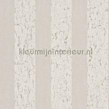 beige streep 8 cm papel de parede Rasch Strictly Stripes 6 226668