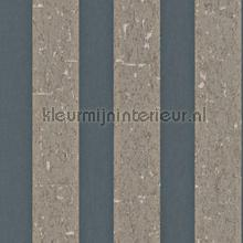 blauwe streep 8 cm papel de parede Rasch Strictly Stripes 6 226682