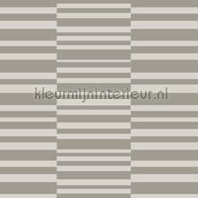 Horizontale en verticale strepen behang Eijffinger strepen