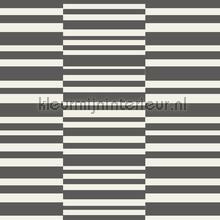 Horizontale en verticale strepen tapet Eijffinger Stripes Plus 377162