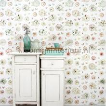 Bloemen fotobehang Studio Ditte kinderkamer meisjes