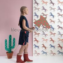 Paarden fotobehang Studio Ditte kinderkamer meisjes