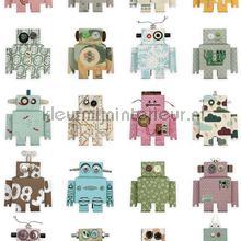Robot fotobehang Studio Ditte kinderkamer jongens