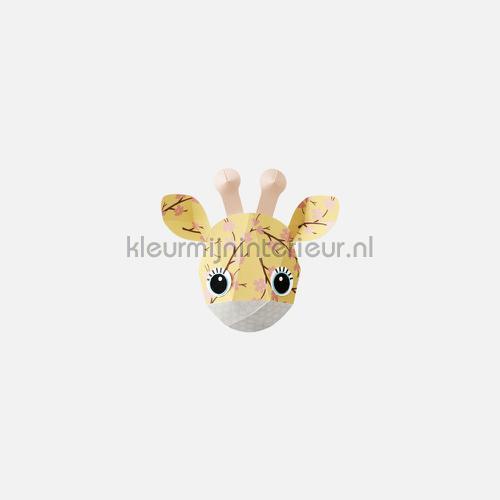 Giraf small decoration stickers jungle Studio Ditte