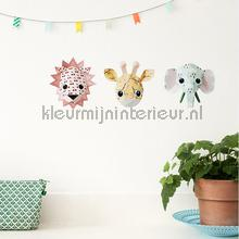 Giraf small interieurstickers Studio Ditte dieren