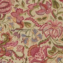 Indiaas bloemendessin wallcovering Eijffinger Sundari 375102