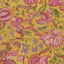 Indiaas bloemendessin wallcovering Eijffinger Sundari 375103