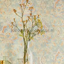 Perzische verweerde ornamenten tapet Eijffinger Sundari 375110